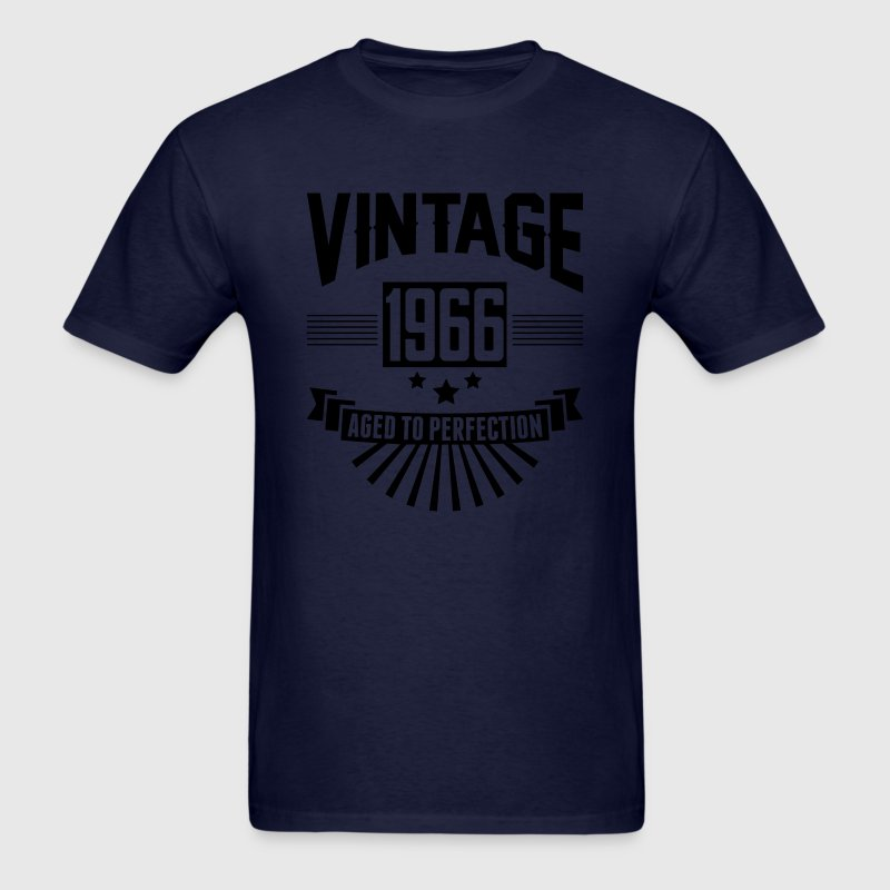 VINTAGE 1966 - Aged To Perfection T-Shirts - Men's T-Shirt