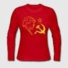 Trump Hammer and Sickle Long Sleeve Shirts - Women's Long Sleeve Jersey T-Shirt