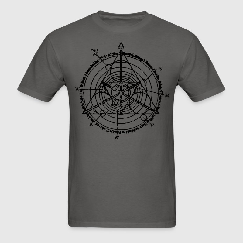 of manifestation - Men's T-Shirt