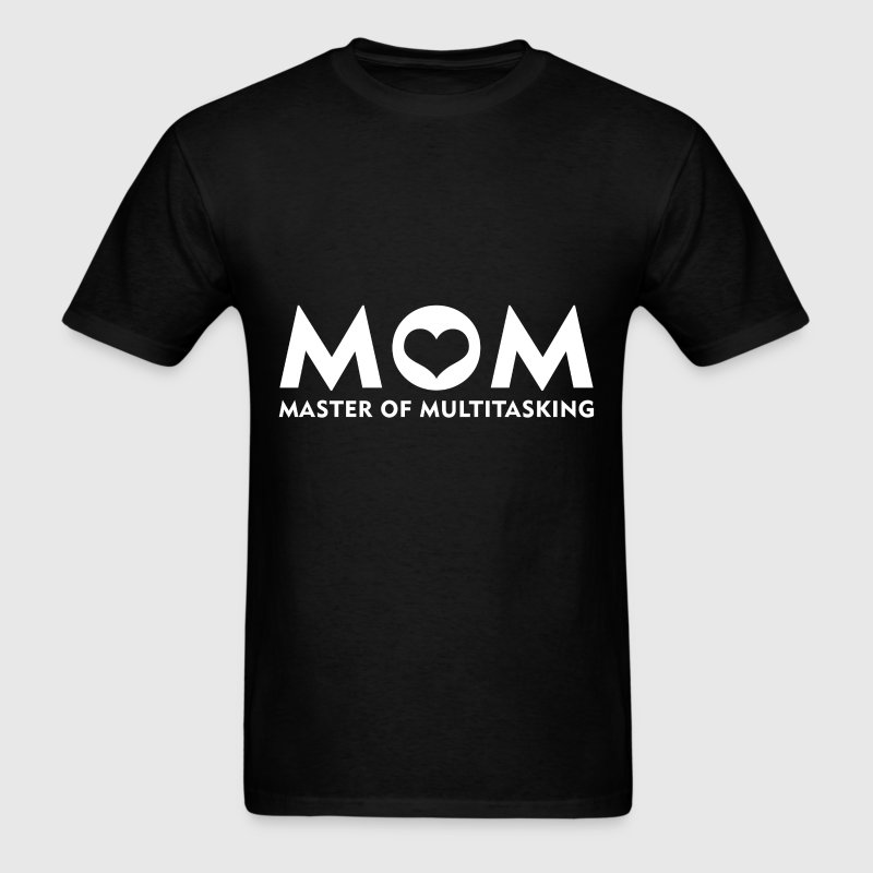 MOM - Master of multitasking - Men's T-Shirt