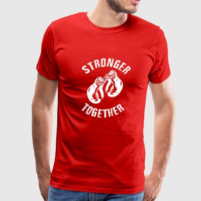 Stronger Together Sportswear - Men's Premium T-Shirt