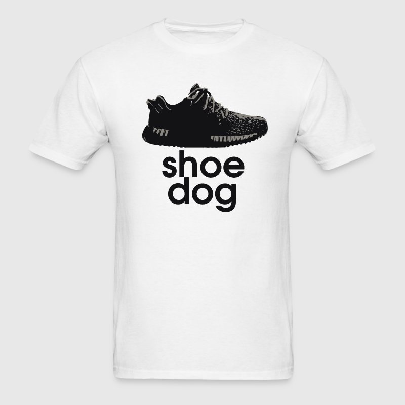 shoe dog T-Shirts - Men's T-Shirt