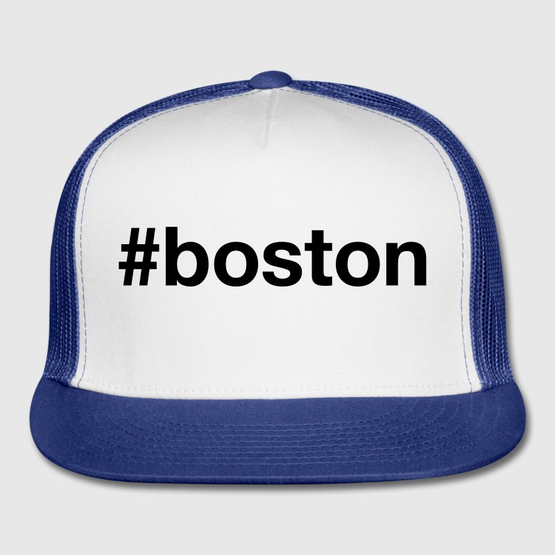 MASSACHUSETTS - Trucker Cap