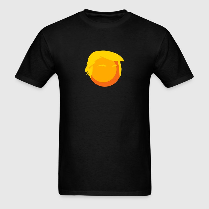 Trump Orange Fruit Parody T-Shirts - Men's T-Shirt