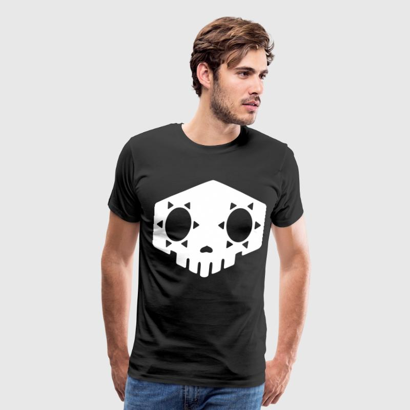 sombra overwatch hacker 1 - Men's Premium T-Shirt