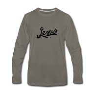 Menu0027s Premium Long Sleeve T Shirt