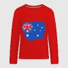 Australia Flag Sydney Kids' Shirts - Kids' Premium Long Sleeve T-Shirt