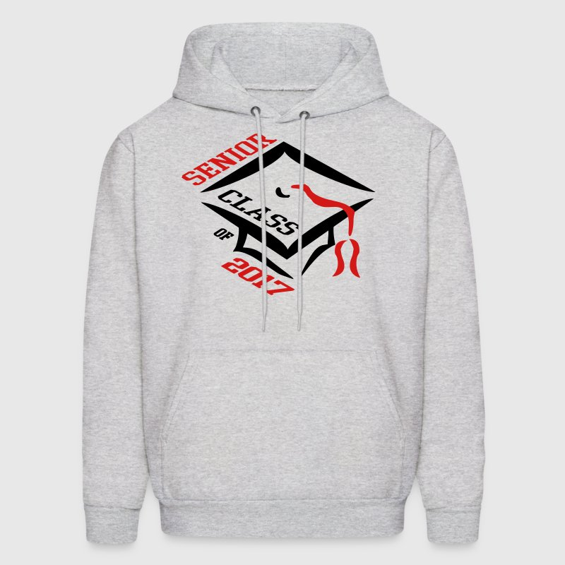 Senior Class of 2017 Hoodies - Men's Hoodie