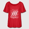 Triple Forte [2] Women's Flowy T-shirt - Women's Flowy T-Shirt