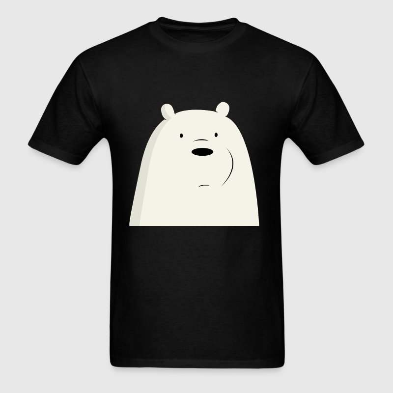Ice bear - Men's T-Shirt