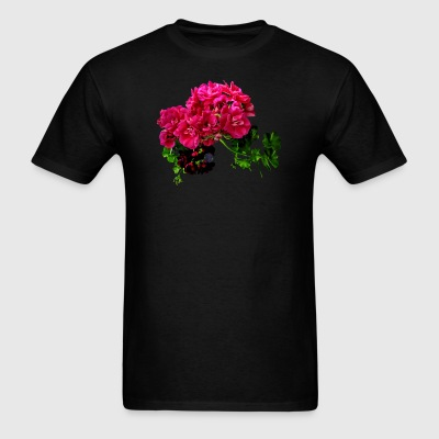 Graceful Geraniums Sportswear - Men's T-Shirt