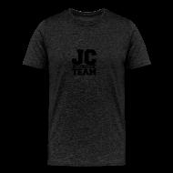 J C Team Crew Friends Spruch Text Jesus Christ Tho T Shirt   Spreadshirt