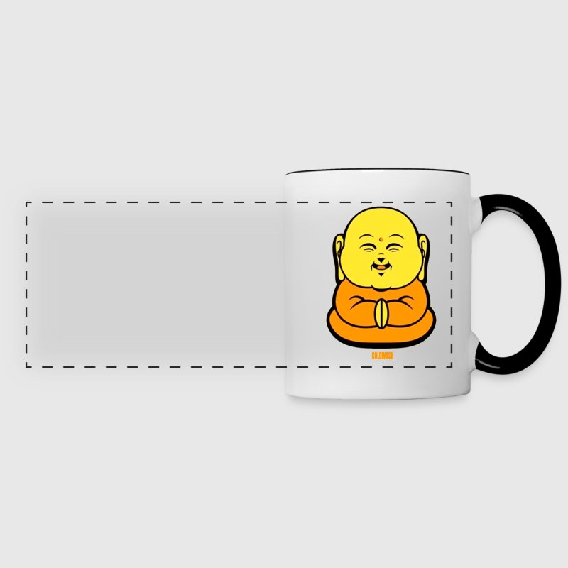 LITTLE BUDDHA - Panoramic Mug