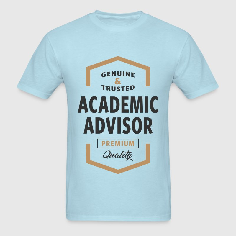 Academic Advisor Logo Tees - Men's T-Shirt