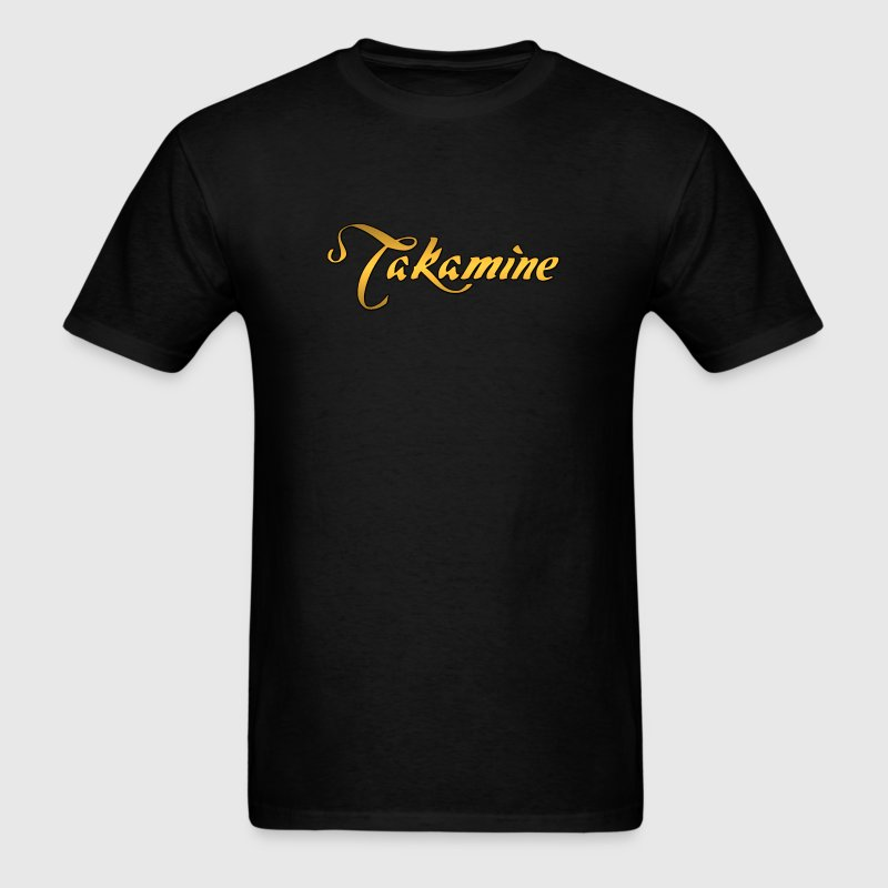 Takamine Gold - Men's T-Shirt