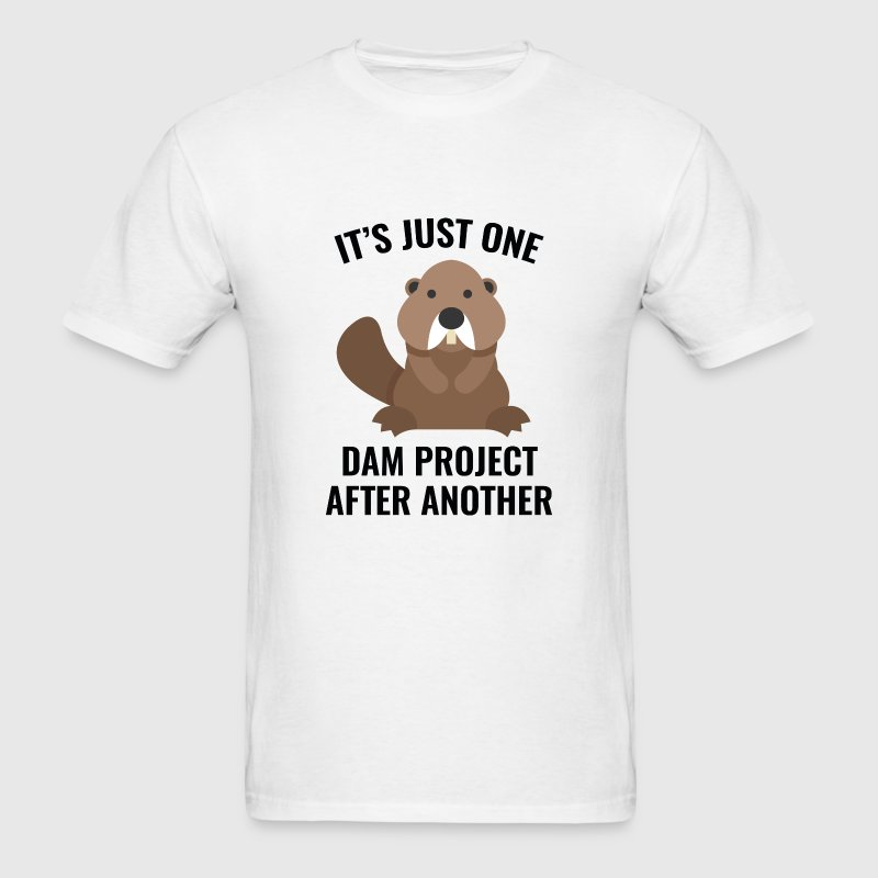 One Dam Project - Men's T-Shirt