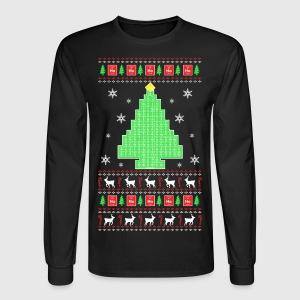 Chemistry - Christmas Tree Sweater T-Shirt   Spreadshirt