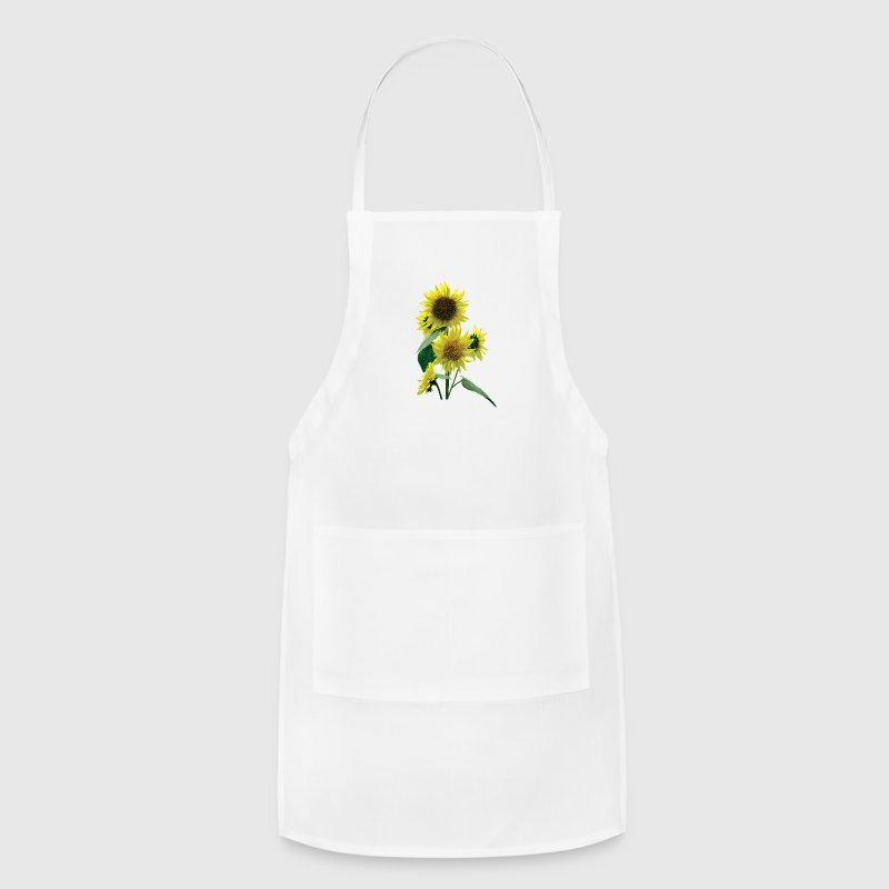 Group of Sunflowers Aprons - Adjustable Apron