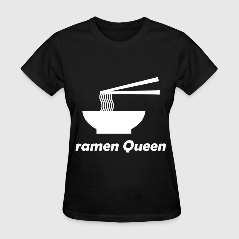 ramen queen 1156521.png T-Shirts - Women's T-Shirt