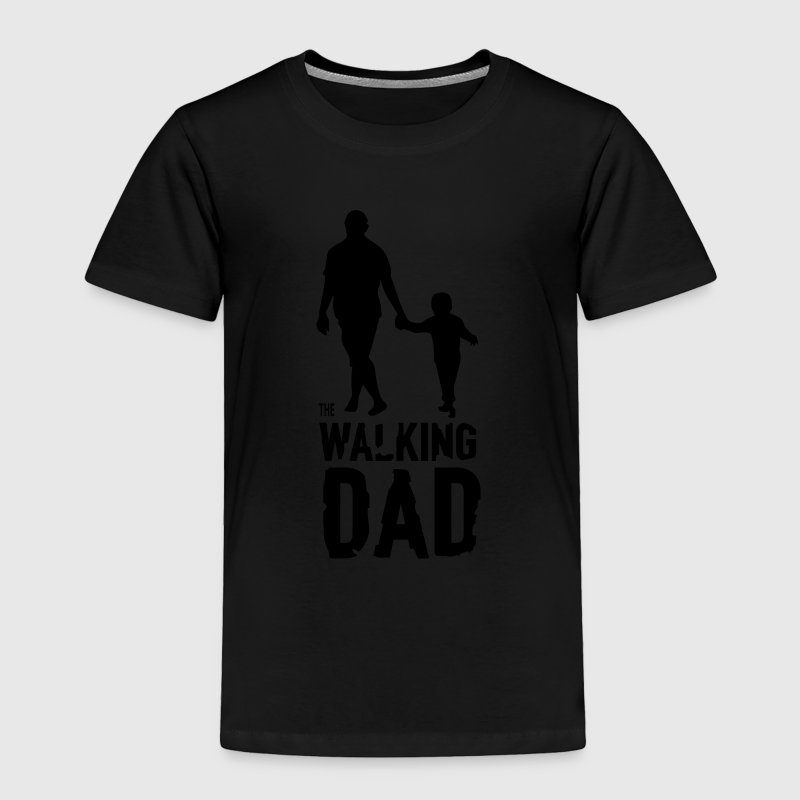 The Walking Dad Baby & Toddler Shirts - Toddler Premium T-Shirt