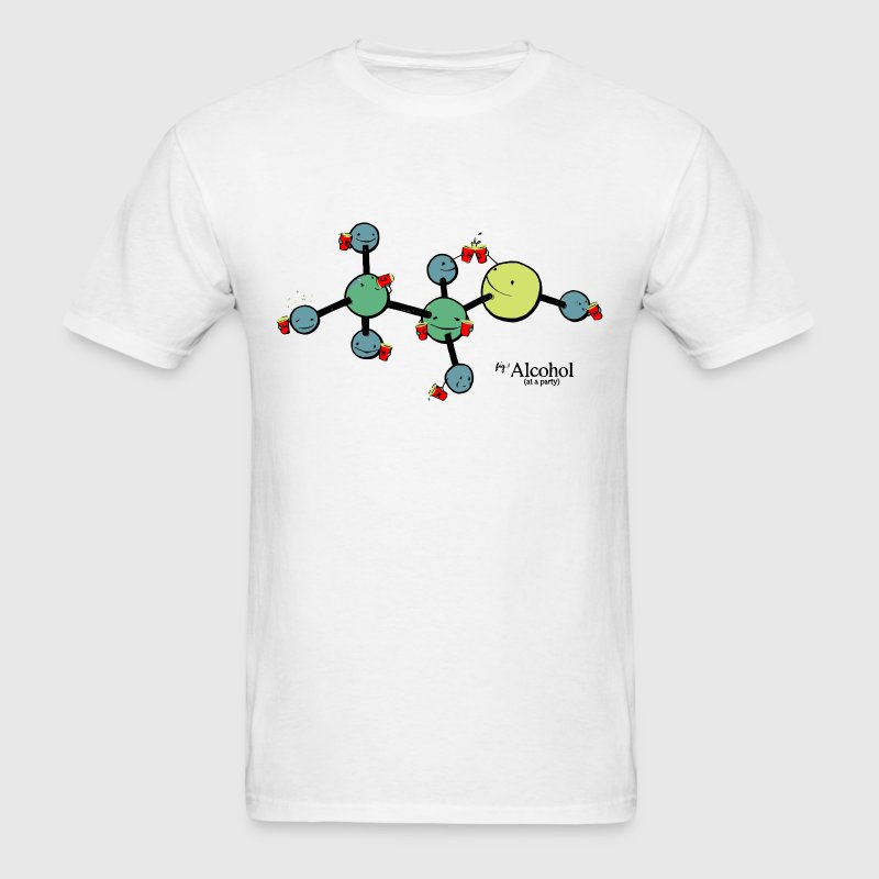 Introduction to Molecular Bonding - Men's T-Shirt