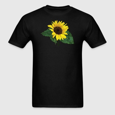 Sunflower in the Rain Sportswear - Men's T-Shirt