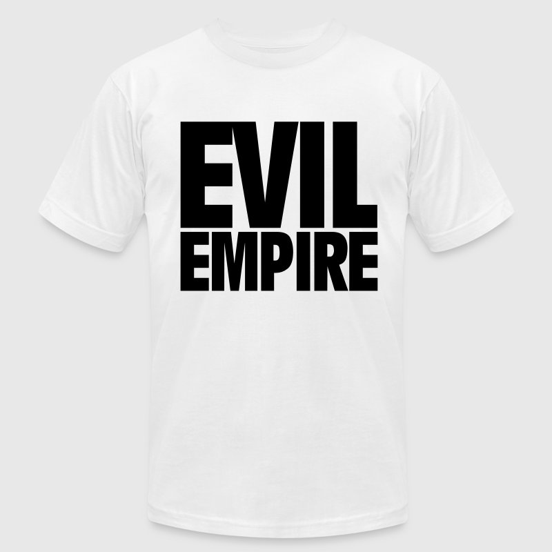 Evil Empire - Men's T-Shirt by American Apparel