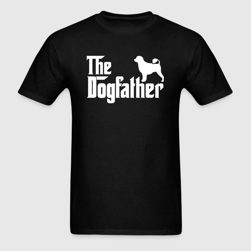 Portuguese Water Dog DogFather T-Shirt T-Shirts - Men's T-Shirt