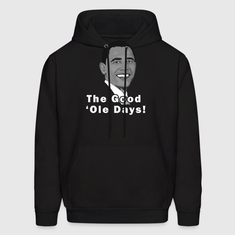 Bye Obama Trump Inauguration - Men's Hoodie