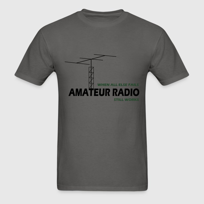 Emergency radio - Men's T-Shirt