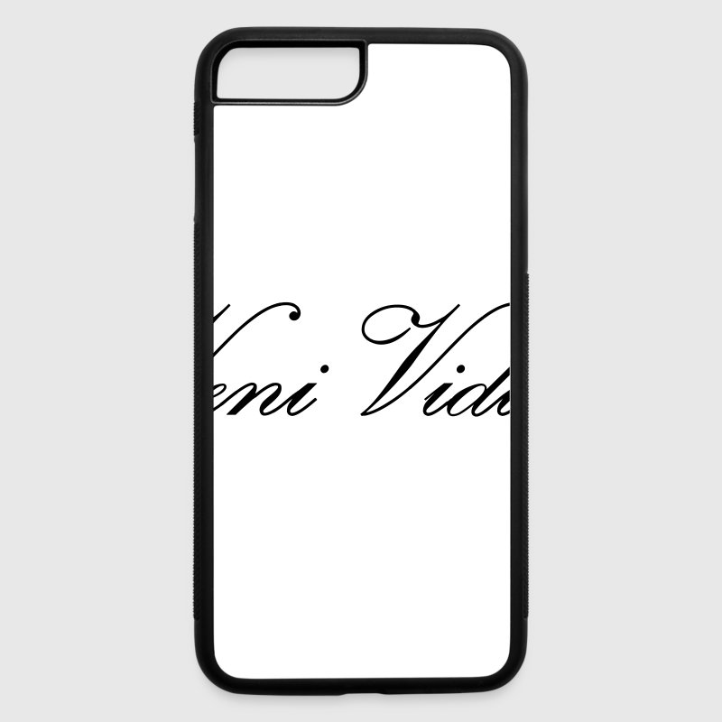 iPhone 7 Plus Case Zyzz Veni Vidi Vici - iPhone 7 Plus/8 Plus Rubber Case
