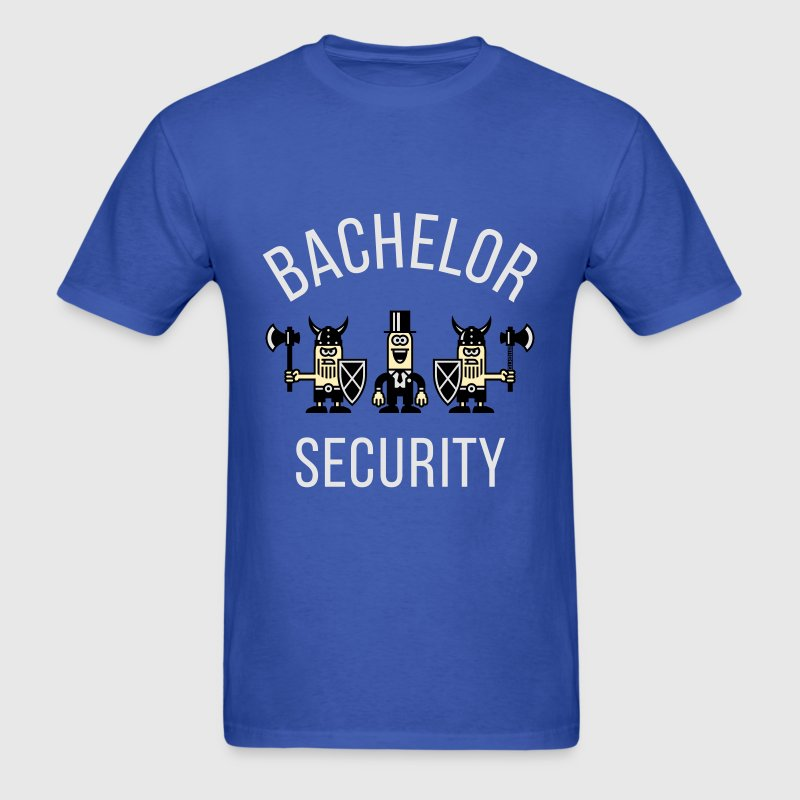 Bachelor Security Vikings (Stag Party / NEG) T-Shirts - Men's T-Shirt