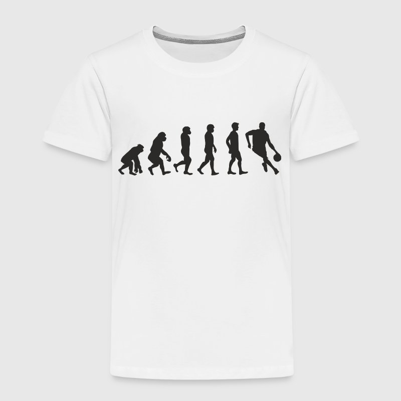 Evolution Basketball Baby & Toddler Shirts - Toddler Premium T-Shirt