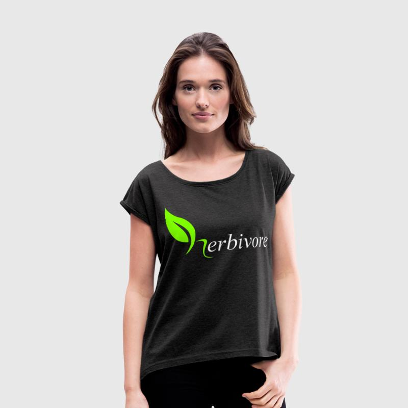 Herbivore T-Shirts - Women's Roll Cuff T-Shirt
