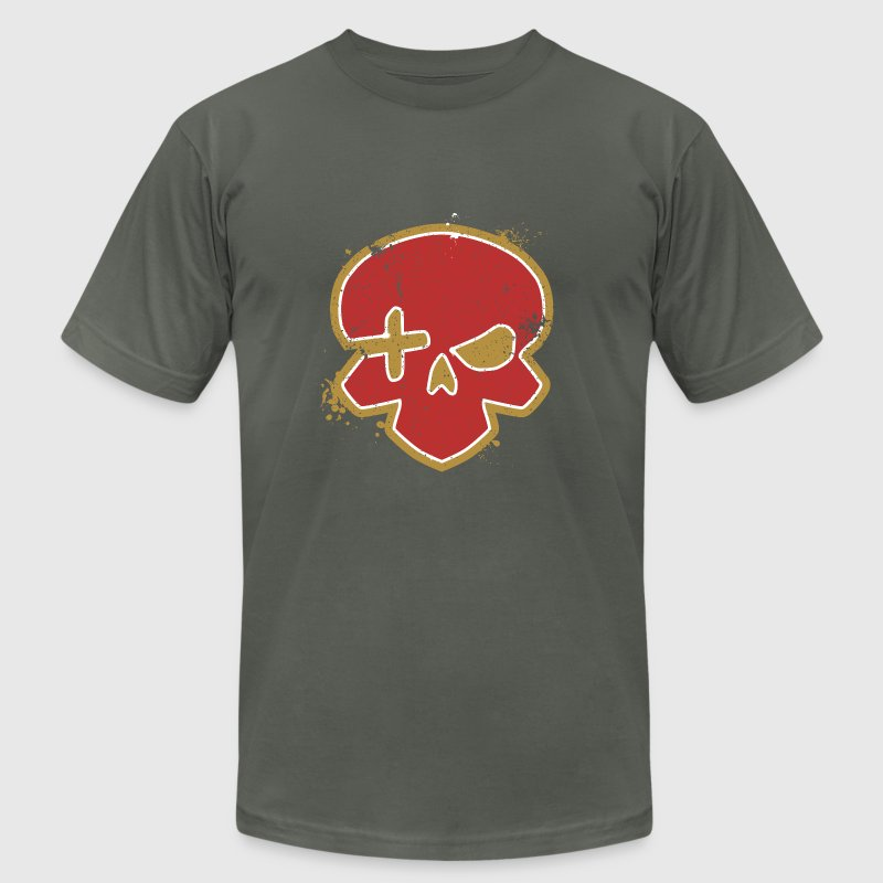 mccree T-Shirts - Men's T-Shirt by American Apparel