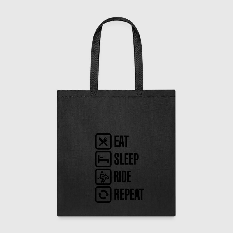 Eat - Sleep - Ride Horse - Repeat Bags & backpacks - Tote Bag