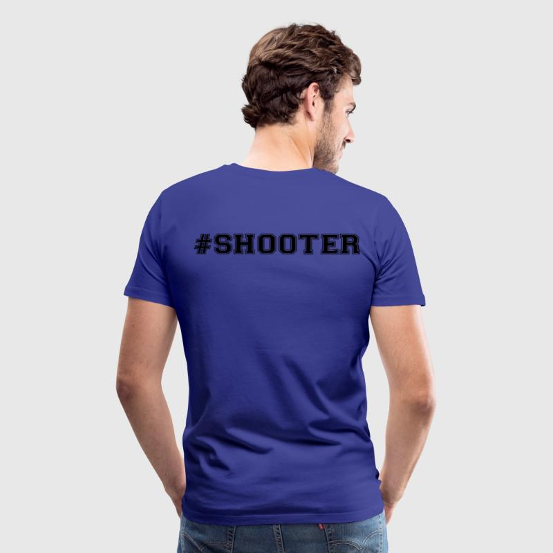 No Days Off #Shooter basketball t-shirt - Men's Premium T-Shirt