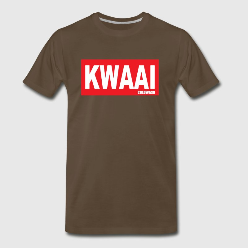 KWAAI - Men's Premium T-Shirt