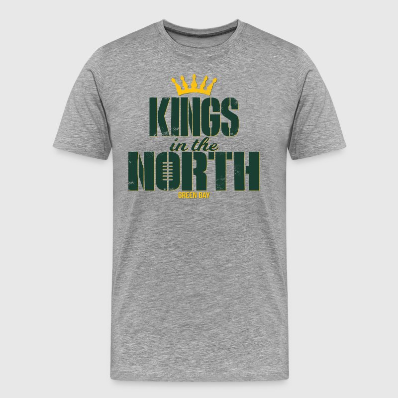 KINGS IN THE NORTH T-Shirts - Men's Premium T-Shirt