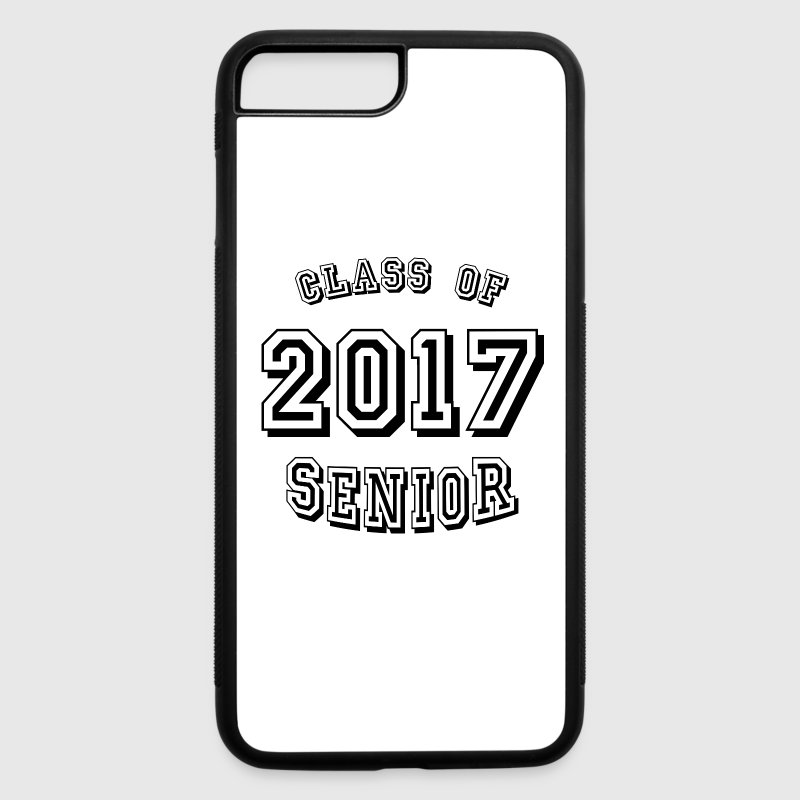 Class of 2017 Accessories - iPhone 7 Plus Rubber Case