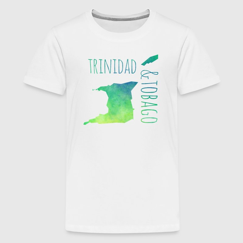 Trinidad and Tobago Kids' Shirts - Kids' Premium T-Shirt