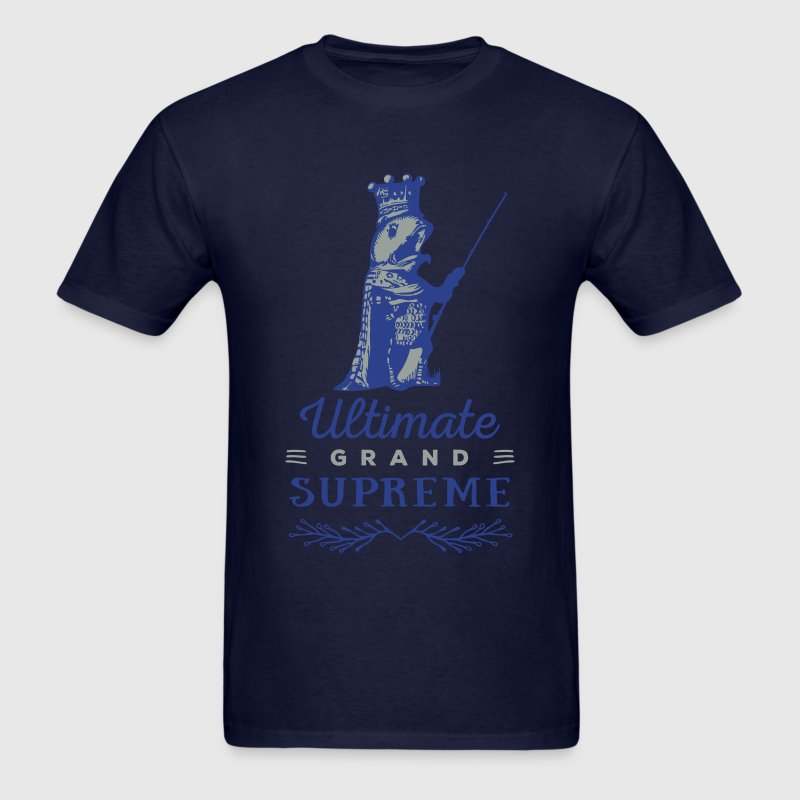 Ultimate Grand Supreme Fish T-Shirts - Men's T-Shirt