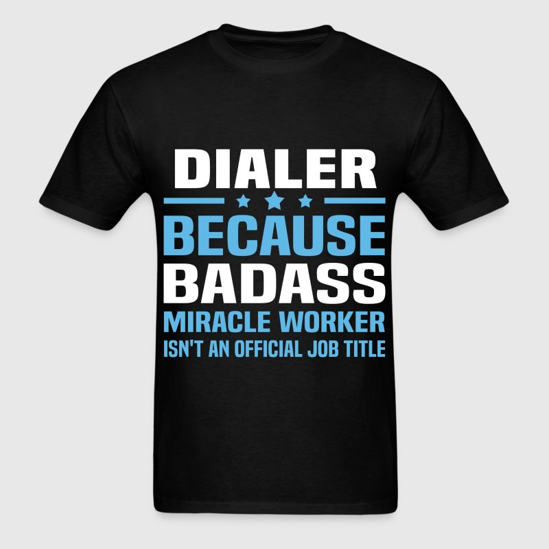 Dialer Tshirt - Men's T-Shirt
