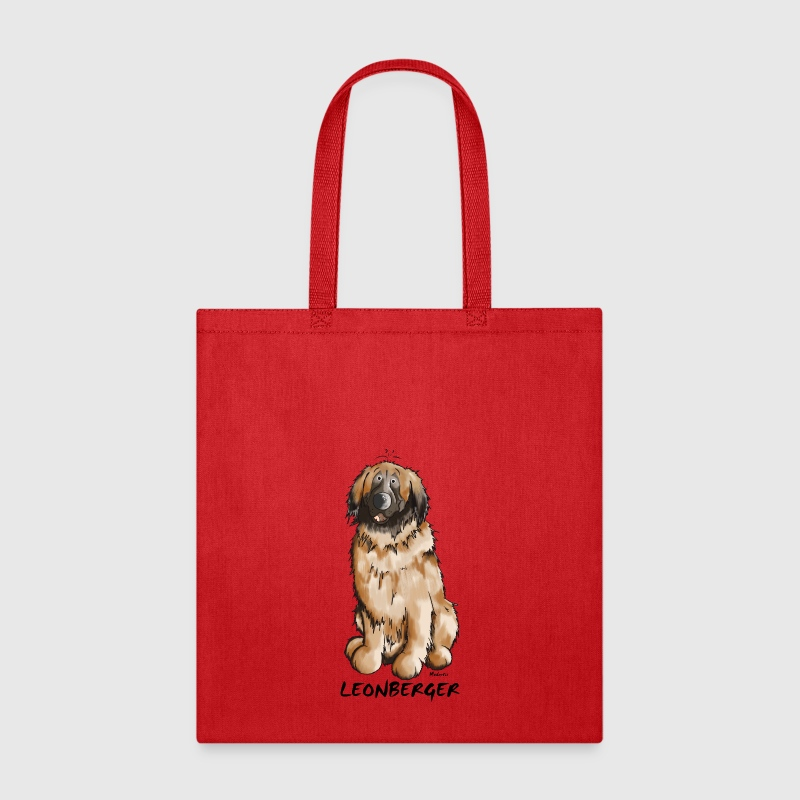 Leon the Leonberger Bags & backpacks - Tote Bag