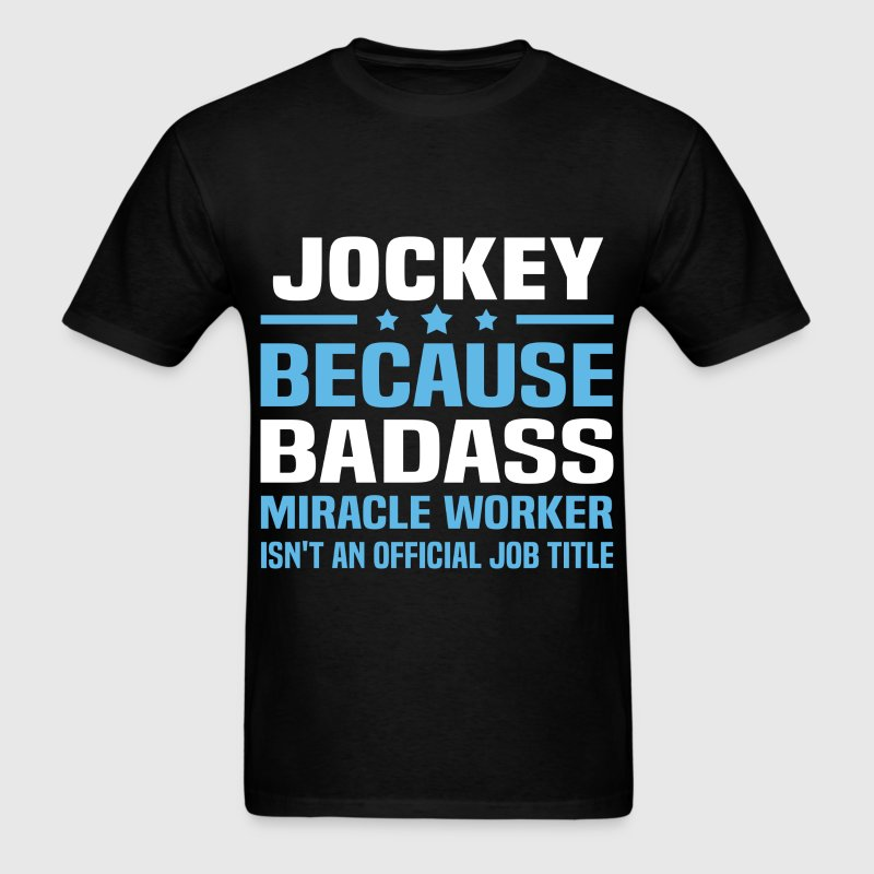 Jockey Tshirt - Men's T-Shirt