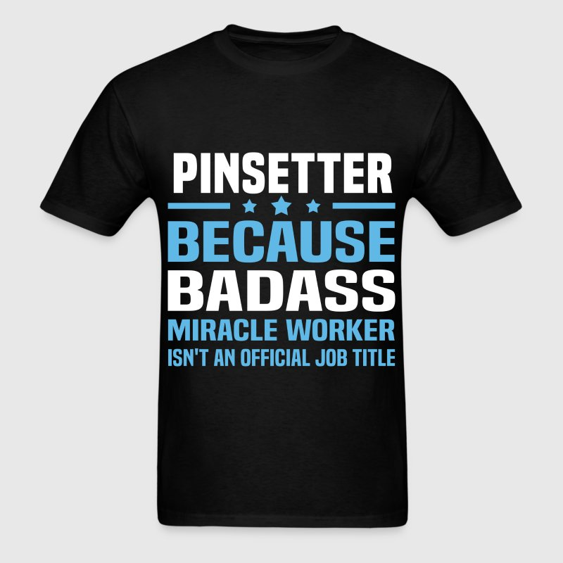 Pinsetter Tshirt - Men's T-Shirt