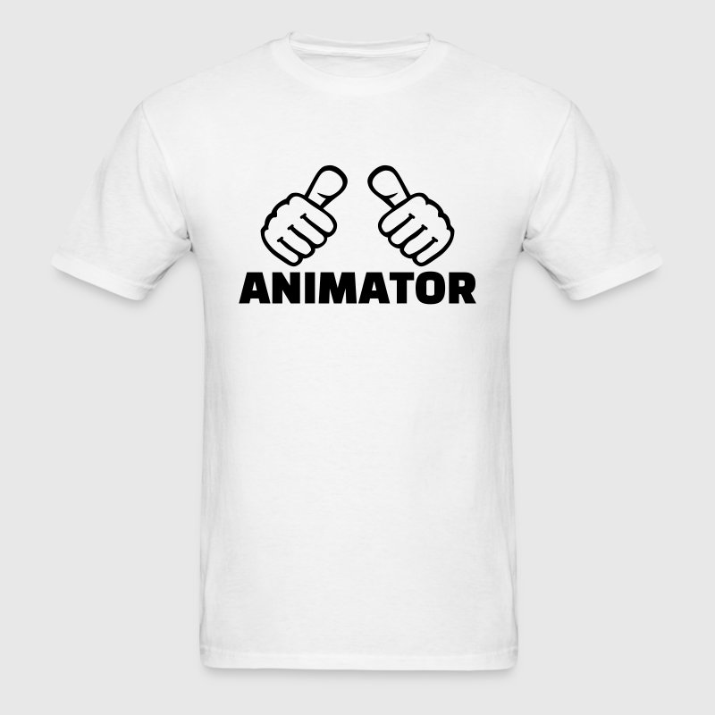 Animator T-Shirts - Men's T-Shirt