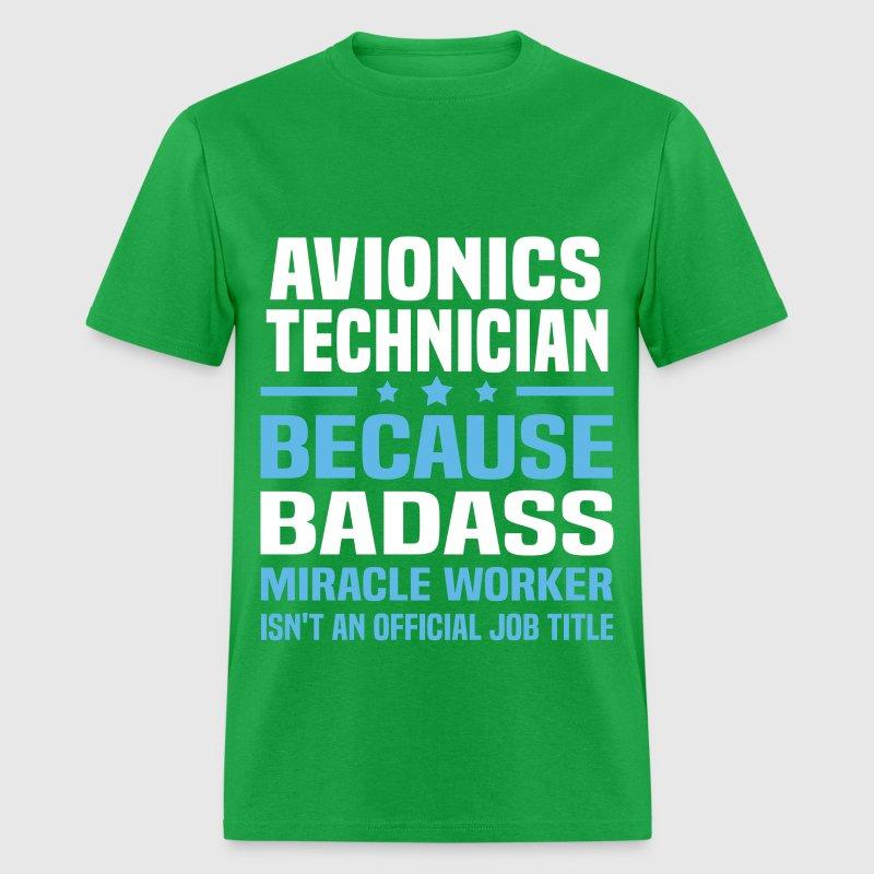 Avionics Technician T-Shirt | Spreadshirt
