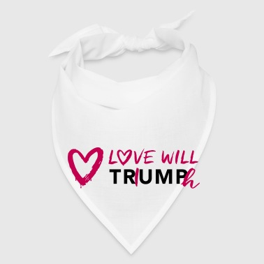 Love Will TRiUMPh Mugs & Drinkware - Bandana