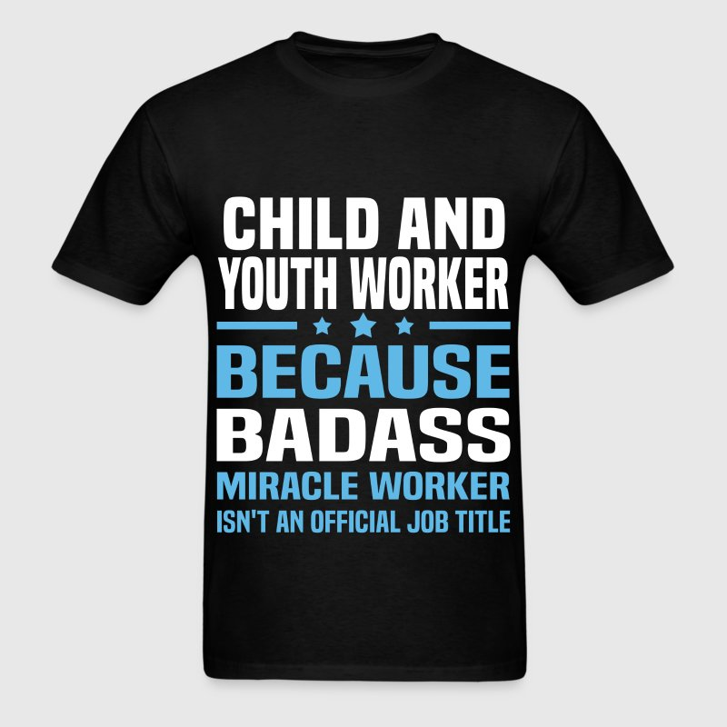 Child and Youth Worker Tshirt - Men's T-Shirt